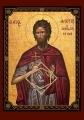 ΕΙΚΟΝΑ ΞΥΛΙΝΗ ΑΓΙΟΣ ΑΛΕΞΙΟΣ Ο ΑΝΘΡΩΠΟΣ ΤΟΥ ΘΕΟΥ
