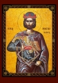ΕΙΚΟΝΑ ΞΥΛΙΝΗ ΑΓΙΟΣ ΑΝΑΣΤΑΣΙΟΣ Ο ΠΕΡΣΗΣ
